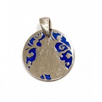 Medalla Virgen Milagrosa plata de ley®. 35mm