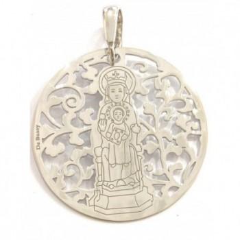 Medalla Virgen de la Arrixaca plata de ley®. 35mm