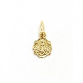 Medalla Virgen De Los...
