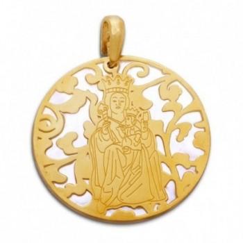 Medalla Virgen de la plata...
