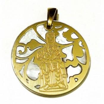 Medalla Virgen de Montserrat ®