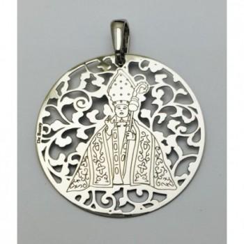 Medalla San Fermín plata de...