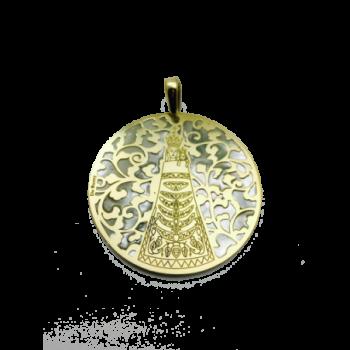 Medalla Virgen de Loreto...