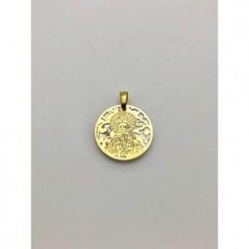 Medalla Virgen de la Luz...