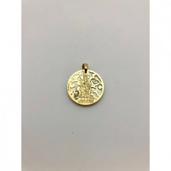 Medalla Virgen de Leyre...