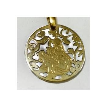 Virgen de Torreciudad plata...