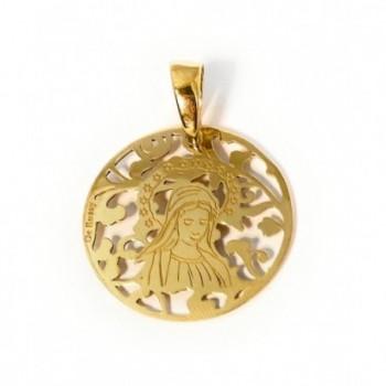 Medalla Virgen Medjugorje...