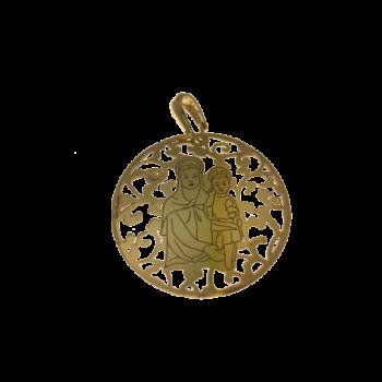 Medalla Madre del Amor...
