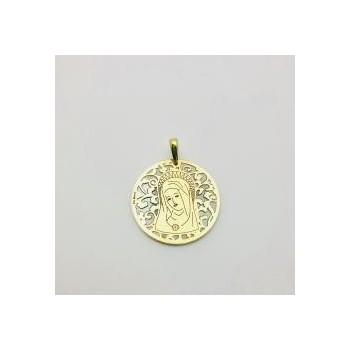Medalla Virgen de la Cueva...