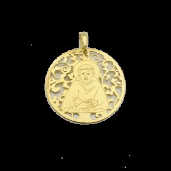 Medalla San Francisco de...