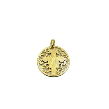 Medalla Cruz de San Damián...