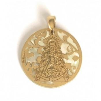 Medalla Virgen del Rocio...