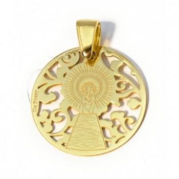 Medalla Virgen del Perpetuo...
