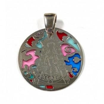 Medalla Virgen del Rocío...