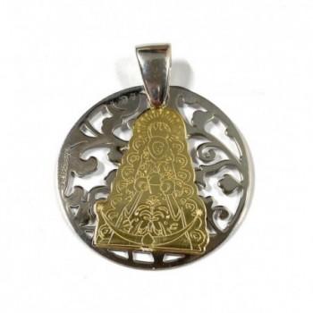 Medalla del Rocío en plata...