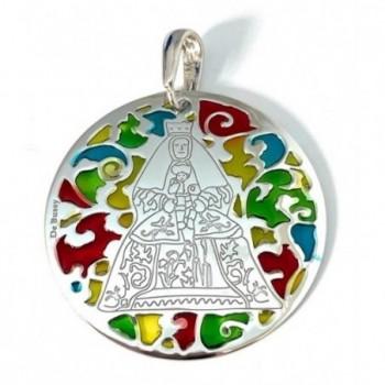 Medalla Virgen de los Reyes...