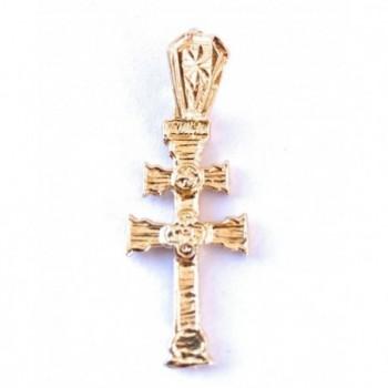 Cruz de Caravaca plata de...