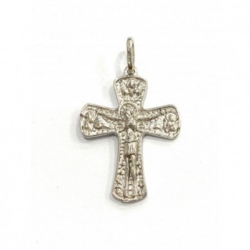 Cruz de Torreciudad en plata de ley
