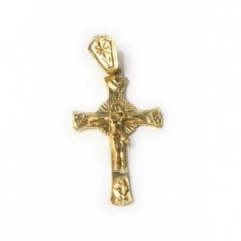 Cruz Gloriosa Camino Neocatecumenal en plata de ley