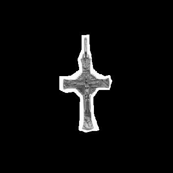 Cruz Gloriosa Camino Neocatecumenal plata de ley